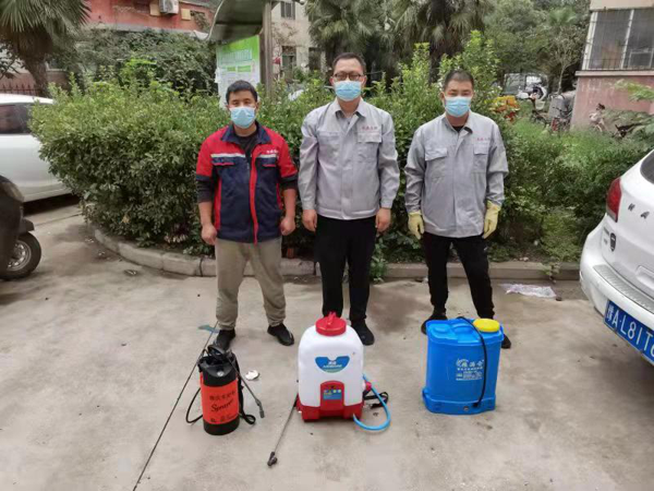 郑州高新区:筑实灾后健康防线