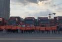 山东济南、河南开封统一战线捐赠救灾物资驰援郑州