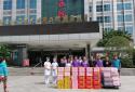"""26家同城支行统一行动!光大银行郑州分行全城""""总动员""""帮扶受灾群众和机构"""
