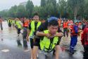 """闻""""汛""""而动,太康18名退役军人在郑州、新乡救助被困群众131名"""