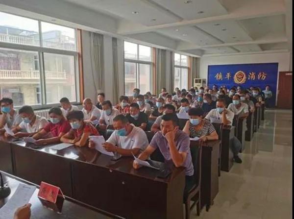 南阳消防支队持续开展校外培训机构消防安全宣传工作