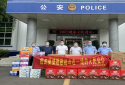 河南邓州:抗疫在行动 医警一家亲