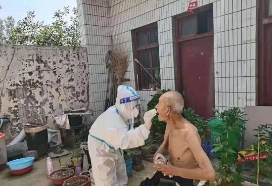 助力疫情防控 新密市新的社会阶层人士在行动