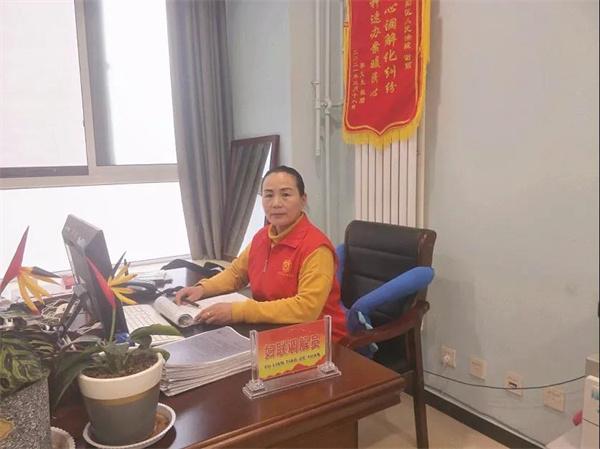 商丘法院调解员事迹展播   谢丽:扎根乡土间 温情解纷争
