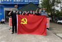 桐柏县产业集聚区:牢记初心担使命 一线抗疫党旗红