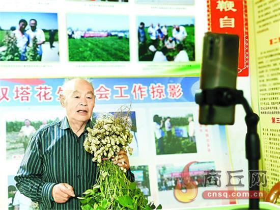 """民权县双塔镇:""""云端""""送技术 助农来增收"""