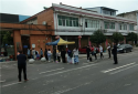 邓州市孟楼派出所全力确保学校正常开学