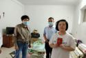 邓州市妇幼保健院鼓励职工子女成才