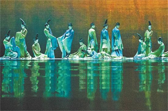 跨越千年的文脉传承——谈舞蹈诗剧《只此青绿》创作