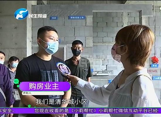 郑州一小区新房延期一年多不交房,暴雨后积水能钓鱼,业主愁得慌