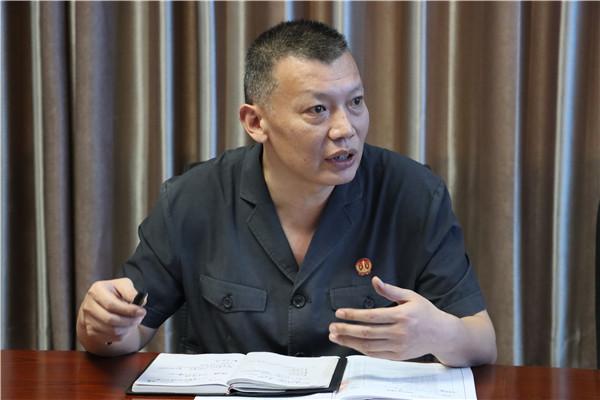 南阳宛城区法院召开宣传调研工作座谈会