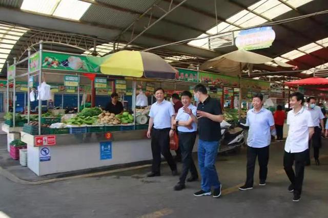 邓州市取他山之石推进食品安全示范市创建