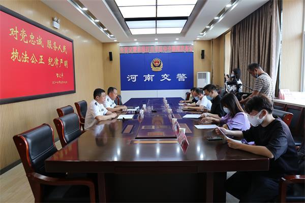 """重点打击非法中介 河南省交警系统将开展为期两个月的""""车驾管""""问题专项整治活动"""