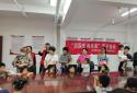 童心绘长卷 喜迎国庆节——郑州市高新区社会事业局、欢河村两委举办国庆节活动