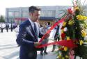 鲜花献英烈 河南太康县举行烈士纪念日公祭活动