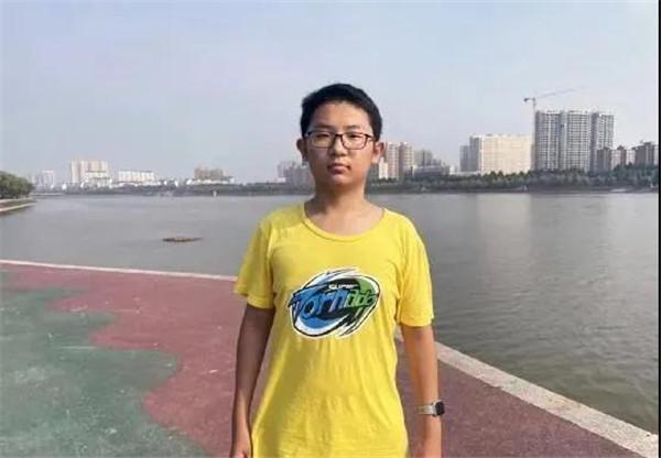 南阳内乡:14岁中学生救下9岁落水儿童