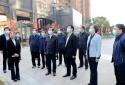 商丘市委常委、宣传部部长王全周到睢阳区调研党史学习教育工作