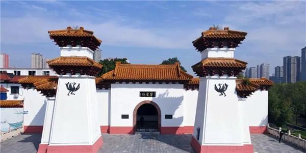 南阳市医圣祠更名为张仲景博物院